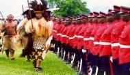 स्वाजीलैंड के राजा ने आजादी की 50 सालगिरह पर बदल दिया देश का नाम