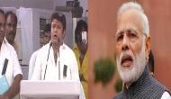 PM मोदी पर टिप्पणी करने वाले नेता के खिलाफ भाजपा ने की एक्शन की मांग