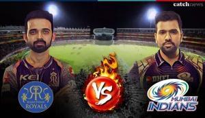 IPL 2018, MI vs RR: मुंबई का टॉस जीतकर बल्लेबाजी का फैसला, राजस्थान की टीम में दो बदलाव
