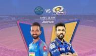 IPL 2018ः रोहित और रहाणे के बीच आज जयपुर में होगी जंग