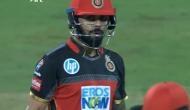 IPL 2018: कोहली ने टीम की हार की वजह का किया खुलासा