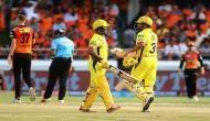 IPL 2018, CSK vs SRH: अबांती रायडु ने खेली आतिशी पारी, हैदराबाद के सामने 183 रनों का लक्ष्य
