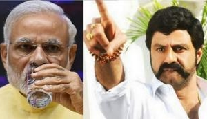 Narendra Modi is a traitor, but Mother India will not spare him, public will beat him up and make him run for his life: Balayya