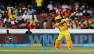 IPL  2018: अजीब तरीके से रन आउट हुए अंबाती रायडु, नहीं रोक पाए अपनी हंसी, देखें वीडियो