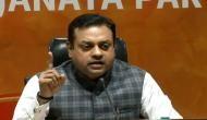 BJP accuses Congress of polarisisng Karnataka people