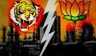 महाराष्ट्र में बीजेपी को करारा झटका, शिवसेना का ये फैसला छुड़ा सकता है अमित शाह के पसीने