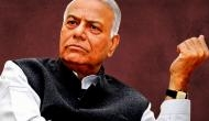 Yashwant Sinha: 5% growth estimate for Indian economy is 'imaginary'
