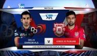 IPL 2018, DD vs KXIP: दिल्ली का टॉस जीतकर गेंदबाजी का फैसला, गेल के बिना मैदान में उतरी पंजाब