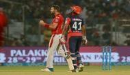IPL 2018, DD vs KXIP: मुश्किल में दिल्ली डेयर डेविल्स, स्कोर 90 के पार