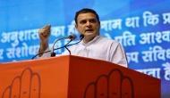 कर्नाटक चुनाव: राहुल गांधी बोले- पीएम मोदी के अंदर क्रोध मेेरे लिए नहीं सबके लिए है