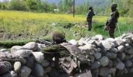 कश्मीर में सीमा पार से घुसपैठ की कोशिश, सेना ने मार गिराए चार आतंकी