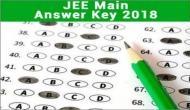 JEE Mains 2018 answer keys: CBSE आज करेगी जेईई मेन की 'आंसर की' जारी
