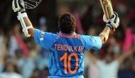 Happy Birthday Sachin Tendulkar: Here's how everyone is wishing the 'master blaster' on his birthday