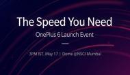 OnePlus 6 होगा इस दिन लॉन्च, कंपनी ने किया तारीख का एलान