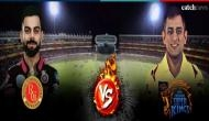IPL 2018, CSK vs RCB: Dhoni won the toss and chose to bowl first