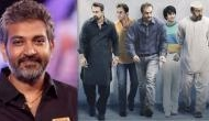 This is what SS Rajamouli tweeted about Ranbir Kapoor after watching Rajkumar Hirani's Sanju teaser