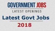 सरकारी नौकरी: बेरोजगारों के लिए इन 10 विभागों ने निकाली बंपर वैकेंसी, जल्द करें अप्लाई