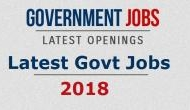 IB Recruitment 2018: Apply for over 1000 vacancies only at mha.gov.in; see posts details