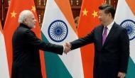 PM Modi meets Xi ahead of SCO summit