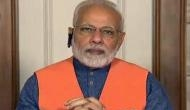 PM Modi underlines importance of water conservation