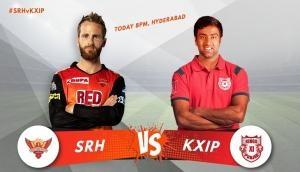 IPL 2018, SRH vs KXIP:
