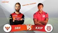 IPL 2018, SRH vs KXIP: पंजाब का टॉस जीतकर पहले गेंदबाजी का फैसला, युवराज सिंह बाहर