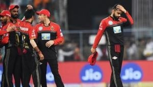 IPL 2018: After failing to defend 205 runs, Kohli calls his bowlers 'Criminal'; here's what he said