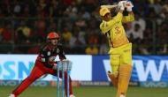 IPL 2018: धोनी की तूफानी पारी से जीती चेन्नई, RCB को 5 विकेट से हराया