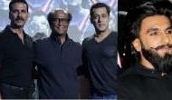 CONFIRMED! After Akshay Kumar in 2.0, this superstar to essay villain in Rajinikanth's upcoming film