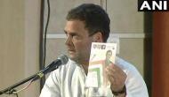 कर्नाटक विधानसभा चुनाव: राहुल ने कांग्रेस का घोषणापत्र किया जारी, पीएम मोदी पर किया हमला