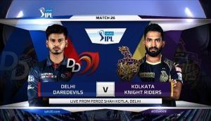 IPL 2018, DD vs KKR: कोलकाता का टॉस जीतकर पहले गेंदबाजी का फैसला, दिल्ली से गंभीर बाहर