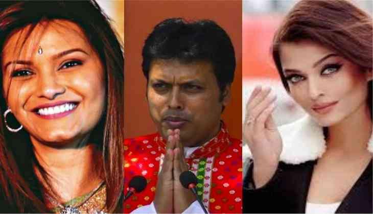 Aishwarya Rai represents Indian women, not Diana Hayden: Tripura CM