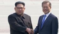 'सनकी तानाशाह' का बड़ा कदम, धुर-विरोधी दक्षिण कोरिया के राष्ट्रपति से मिले किम जोंग