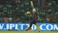 IPL 2018, DD vs KKR: केकेआर का स्कोर 100 के पार, रसल क्रीज पर मौजूद