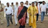 पद की गरिमा भूलीं MP की राज्यपाल आनंदीबेन, BJP नेताओं को बताया कैसे मिलते हैं वोट