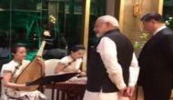 Video: PM मोदी के स्वागत में चीन में बजा बॉलीवुड सॉन्ग- 'तू.. तू है वही दिल ने जिसे अपना कहा'