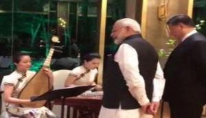 Video: चीन में PM मोदी के लिए बजा 'तू है वही' गाना, आशा भोसले ने जताई ये ख्वाहिश