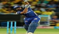 IPL 2018, CSK vs MI: मुंबई इंडियंस का स्कोर 100 के पार, रोहित क्रीज पर