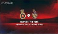 IPL 2018, RCB vs KKR: केकेआर का टॉस जीतकर पहले गेंदबाजी का फैसला, RCB से डिविलियर्स बाहर