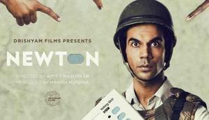 नेशनल अवॉर्ड विनिंग फिल्म 'न्यूटन' के खिलाफ शिकायत दर्ज, ये है वजह