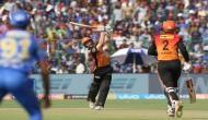 IPL 2018, SRH vs RR: केन विलियमसन की फिफ्टी, राजस्थान को मिला 152 रनों का लक्ष्य