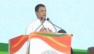 PM मोदी भ्रष्टाचार मिटाने की बात करते हैं और जेल होकर आने वाले को CM कैंडिडेट बनाते हैं- राहुल गांधी