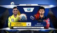 IPL 2018, DD vs CSK: चेन्नई का टॉस जीतकर गेंदबाजी का फैसला, इस धाकड़ बल्लेबाज की हुई वापसी