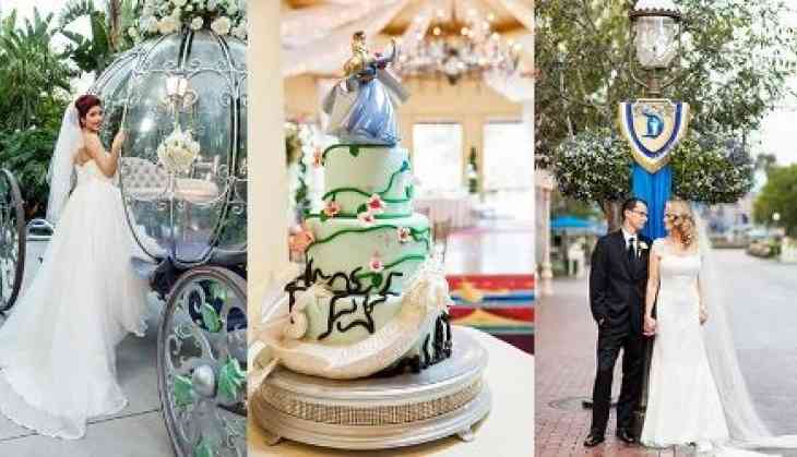 how to get married at disneyland