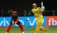 IPL 2018, CSK vs DD: वॉटसन के बाद धोनी का धमाका, दिल्ली के सामने 212 रनों का बड़ा लक्ष्य
