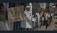 People protest in Jammu, demand CBI inquiry in Kathua rape case