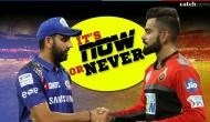 The 'Do Or Die' match for Virat Kohli and Rohit Sharma as the playoffs get closer