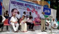 Dalits, tribals turn 1 May into Resistance Day against dilution of SC/ST Act