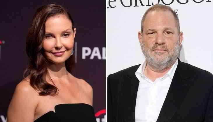 Ashley Judd sues disgraced Weinstein over 'smear'
