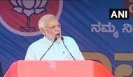 कर्नाटक चुनाव: रैली में बरसे PM मोदी कहा- 'राज्य में BJP की लहर नहीं आंधी है'
